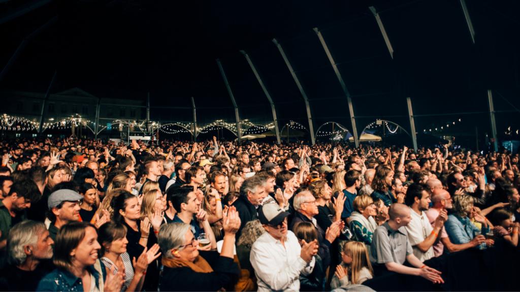 Jazz Middelheim stilt jazzhonger van 13.500 bezoekers