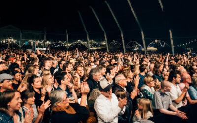 Jazz Middelheim satisfies jazz hunger of 13.500 visitors